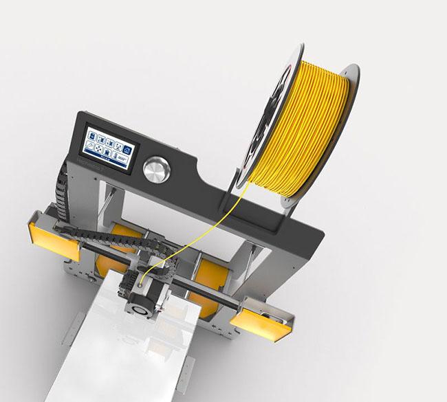 Hephestos 2 DYI 3D принтер от BQ