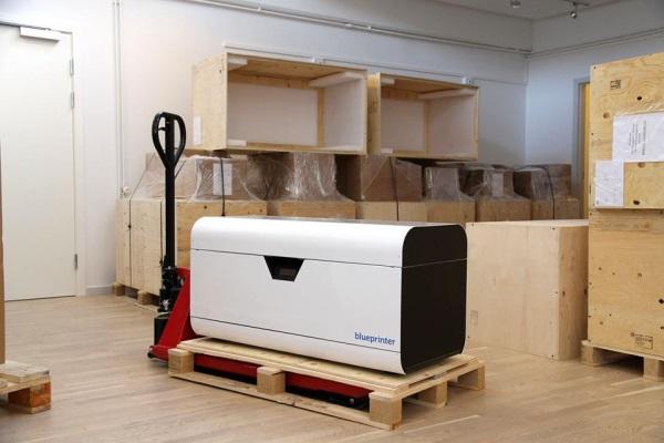 3D принтер Blueprinter M3 материал для печати