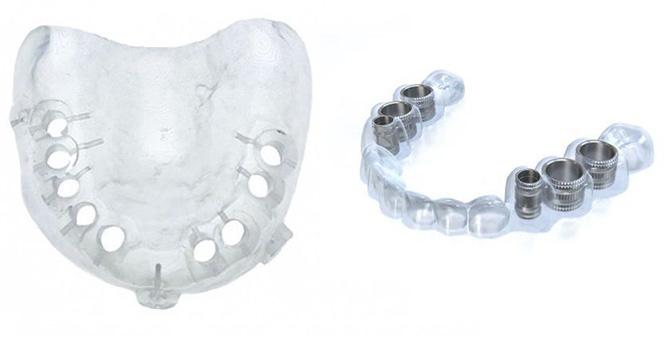 Пример 3D печати