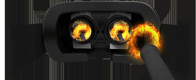 VR 3D Очки Homido V1