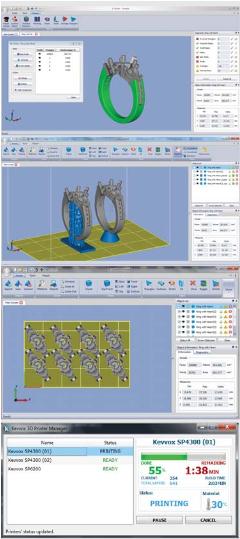 Скриншоты программы K-Studio