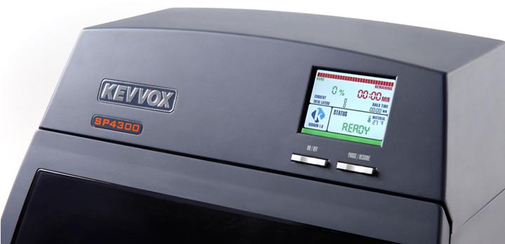 SLA DLP 3D принтер Kevvox SP 4300