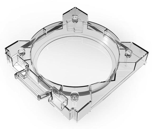 Резервуар для смолы 3D принтер Kevvox SP 4300 и SP 6200