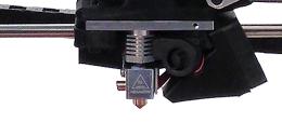 Шестигранный экструдер Hexagon для 3D принтера LulzBot Mini