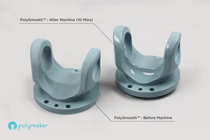 Polymaker Polysher Обработка карданного соединения