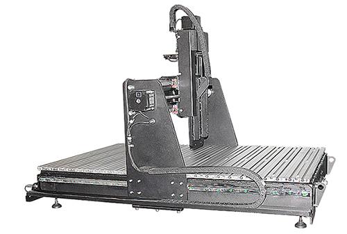 Фрезерный станок ЧПУ PLR-0610M
