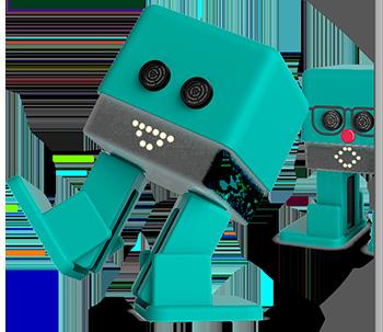 робот Zowi