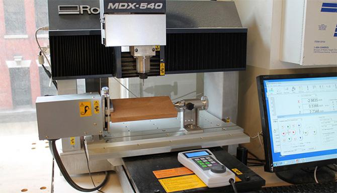 Roland MDX-540