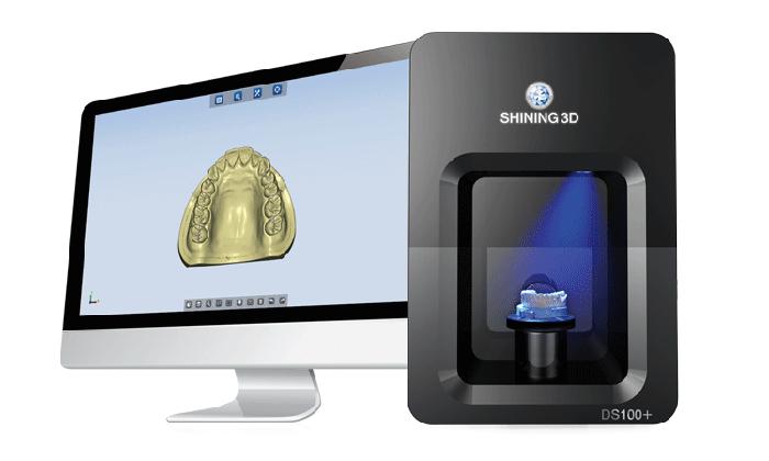 3D сканер ShiningDS100+