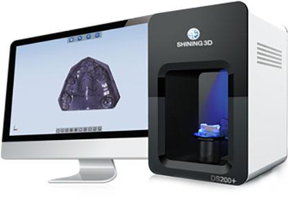 Shining DS200 Plus Dental Стоматологический 3D сканер