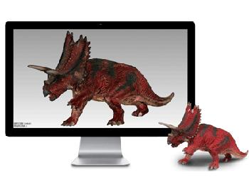 Цветное 3D сканирование