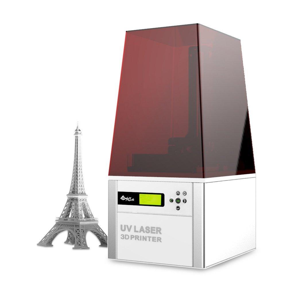 Настольный 3D принтер XYZprinting Nobel 1.0  с технологией SLA