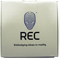 Печать пластиком REC на 3D принтере