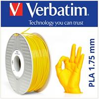 Печатаем PLA пластиком Verbatim правильно