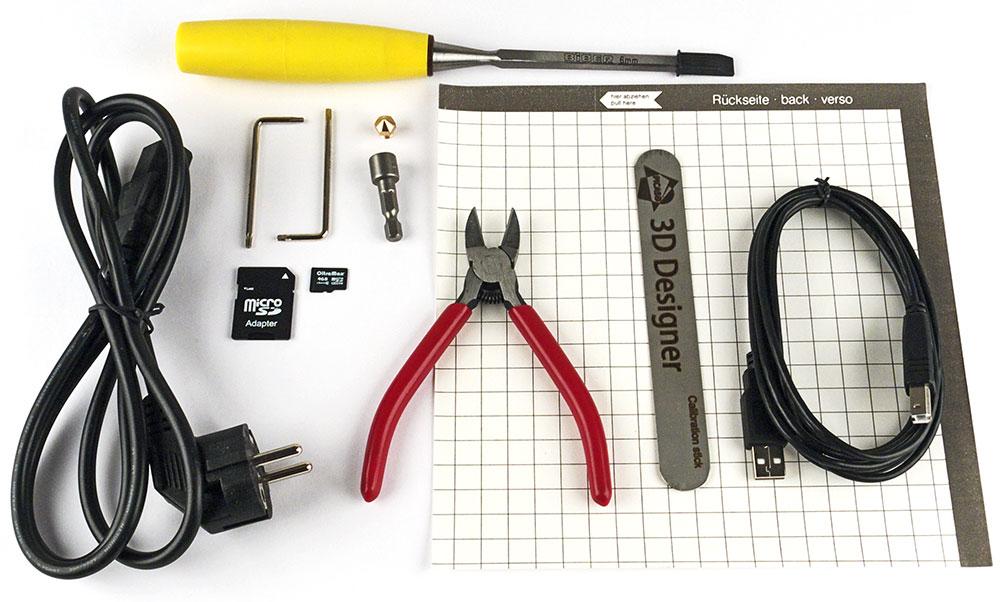 Набор инструментов для 3D принтера Picasso